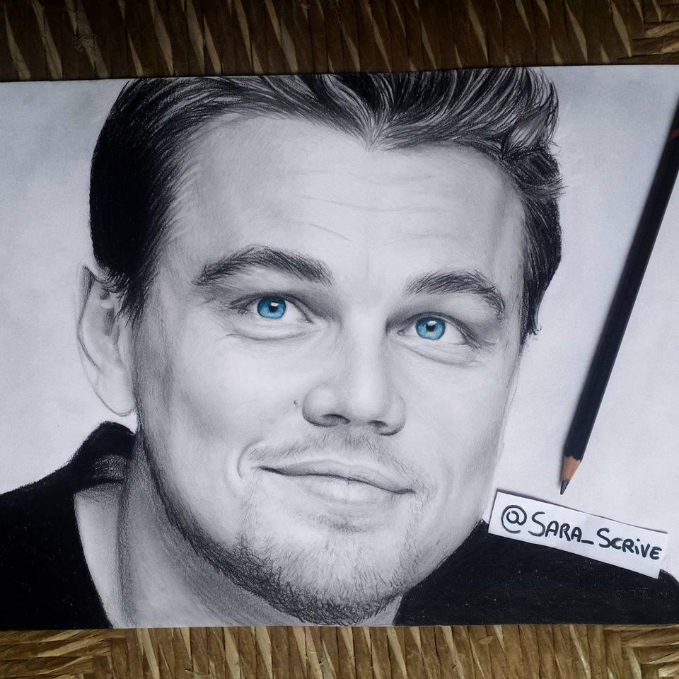Leonardo DiCaprio A Roma!