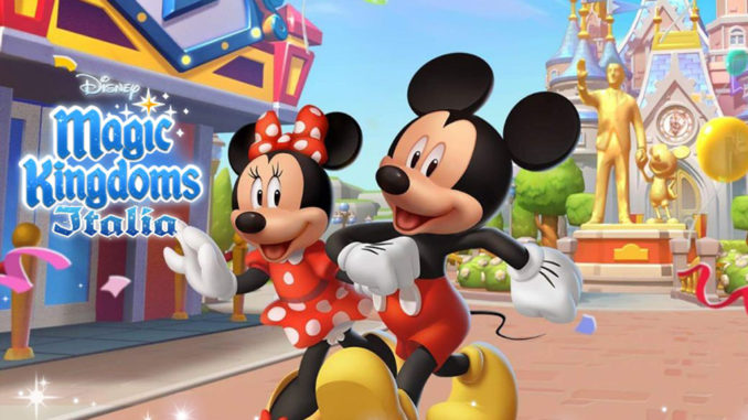 Intervista Peter E Serena Di Disney Magic Kingdoms Italia Sara Scrive