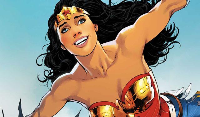 Supereroine: Wonder Woman