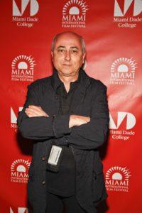 Roberto Faenza a una presentazione del film