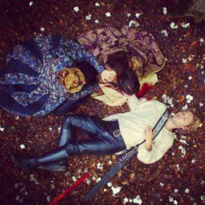 Toby Regbo, Adelaide Kane e Megan Follows - La morte di Francis