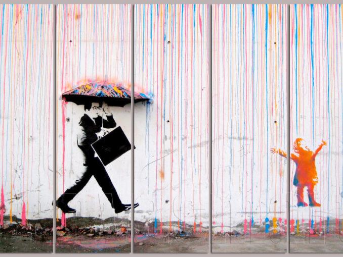 Banksy: street-artist dall'identità sconosciuta