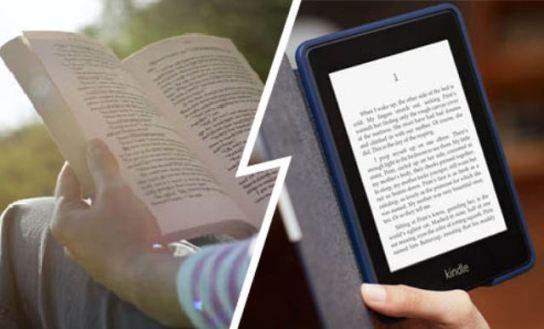 libro ereader ebook e-book