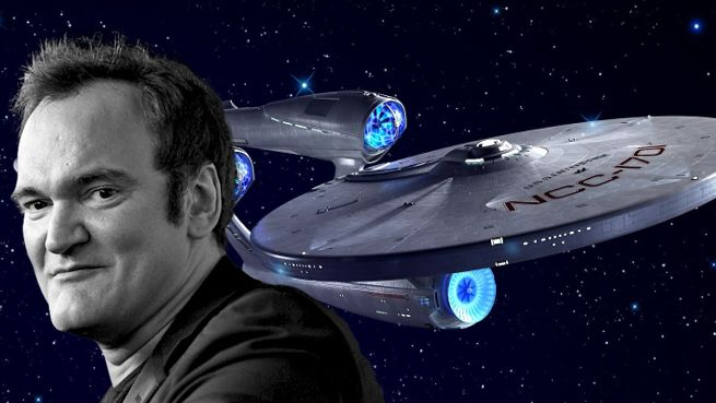 Il nuovo progetto di Star Trek di Tarantino!
