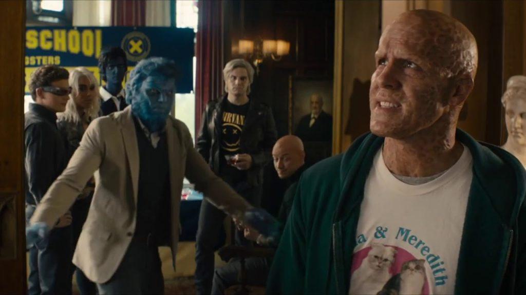 Deadpool 2 potrebbe aver spoilerato dark phoenix!