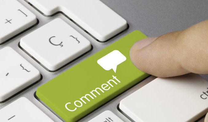 I commenti degli utenti su internet quanto devono essere censurati?