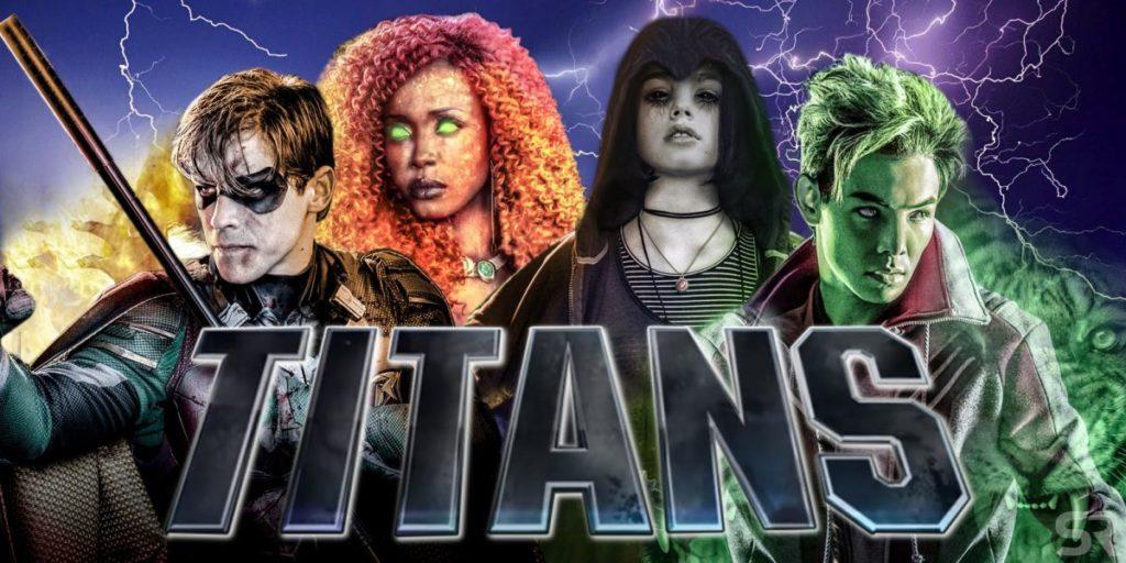 Titans stagione 2: il cast si allarga sempre di più!