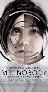 Toby Regbo Mr Nobody Poster del film
