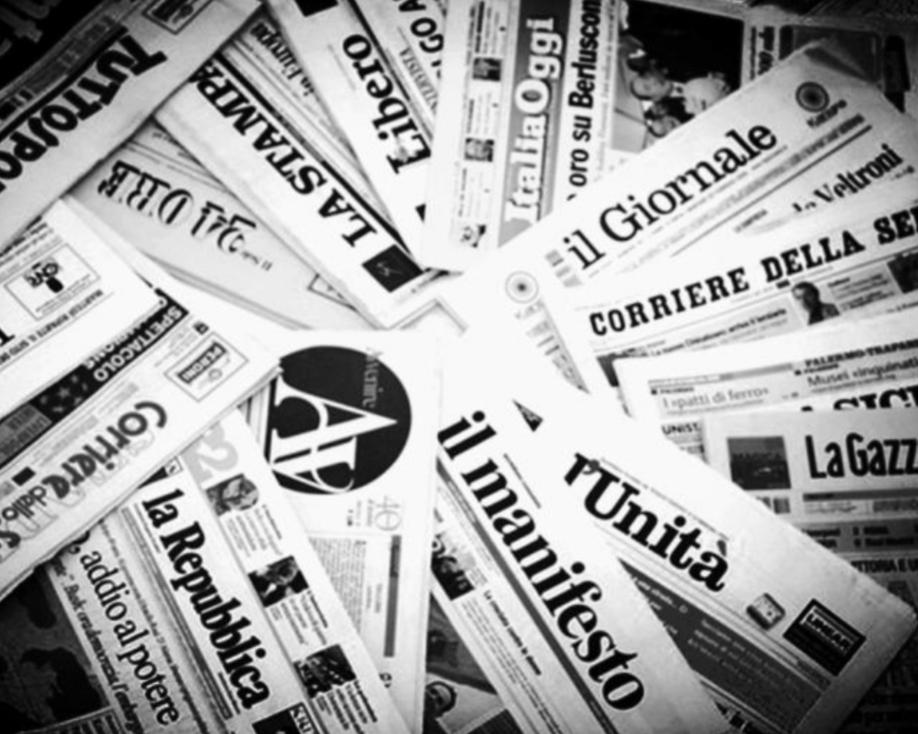 Giornalismo alla deriva: salviamo i giornali