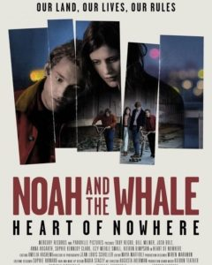 Toby Regbo Heart Nowhere Poster del film -