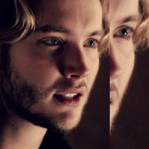 Toby Regbo Kiss Cry