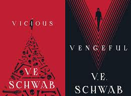 Villains- V. E. Shwab Review
