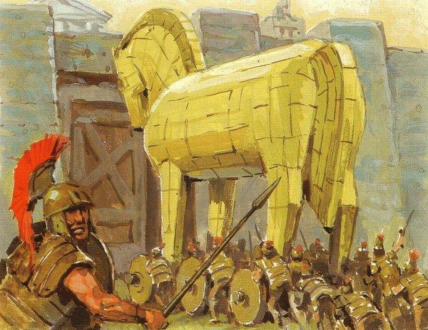 Le stranezze dell'Iliade