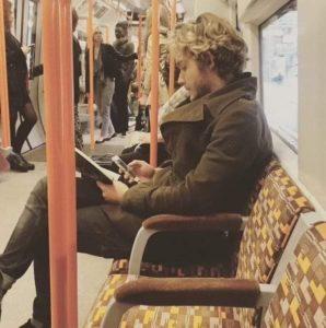 Toby Regbo – Londra