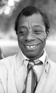 "James Baldwin – Autore ""GIOVANNI'S ROOM"""