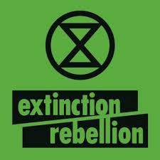 """Extinction Rebellion"" - Logo"