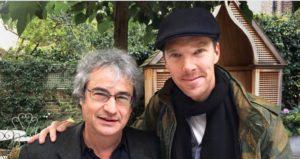 Carlo Rovelli e Benedict Cumberbatch - Autore e Attore Lettore