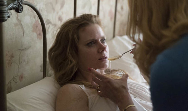 Sharp Objects: Camille