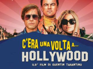 C'era una volta a Hollywood: poster