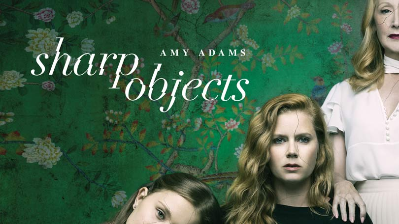 Sharp Objects: poster