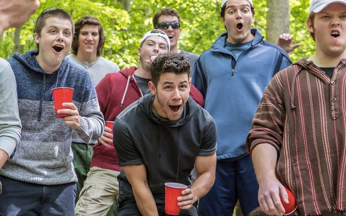 Top 5 College Americani