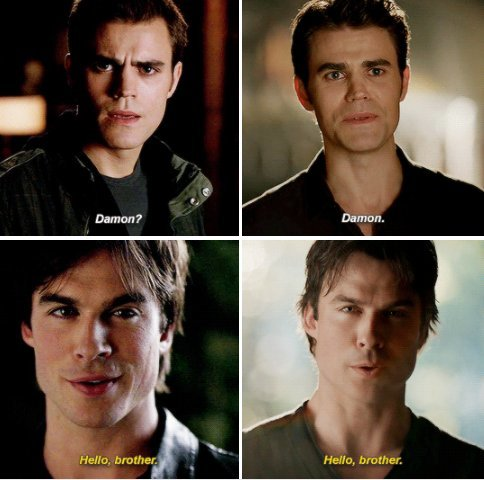 The Vampire Diaries: Hello Brother