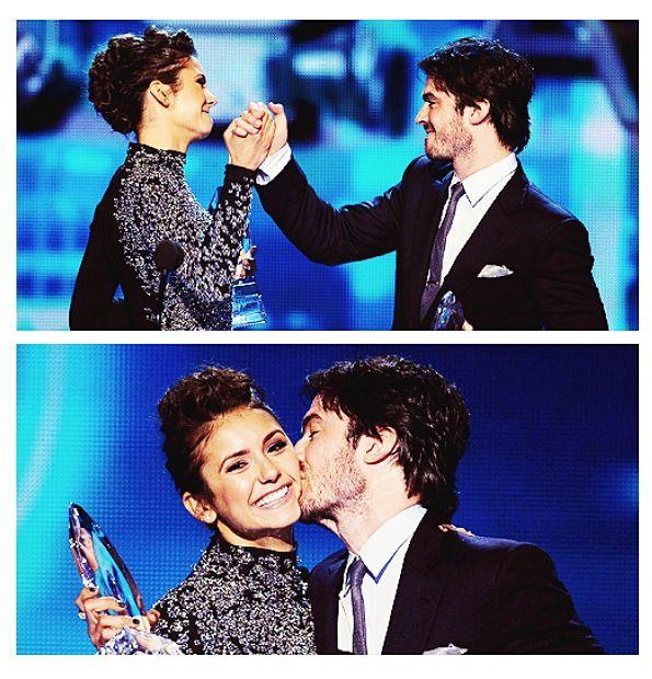 The Vampire Diaries: Ian e Nina ai PCA