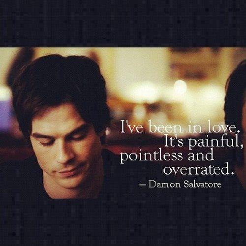 The Vampire Diaries: I've been in love
