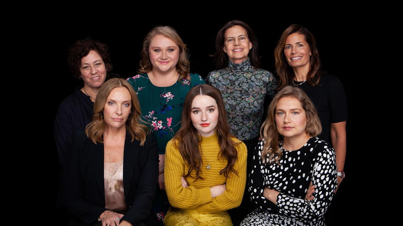 Unbelievable: cast al femminile