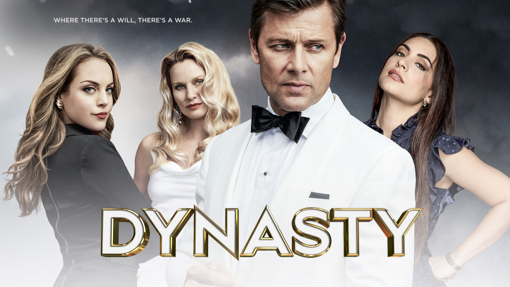 Dynasty: poster stagione 2