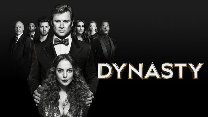 Dynasty: poster stagione 3