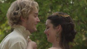 "Francis e Mary in ""Reign"" - Toby Regbo e Adelaide Kane"
