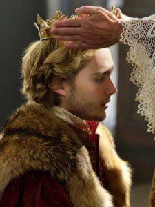 "Francis Valois in ""Reign"" - interpretato da Toby Regbo"