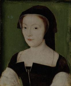 Mary of Guise (madre di Mary Stuart) - ritratta da Corneille de La Haye, c. 1537