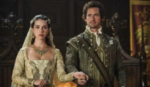 "Adelaide Kane e Will Kemp - Mary e Darnley in ""Reign"" (matrimonio)"