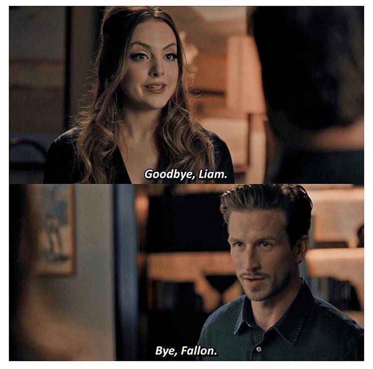 Dynasty 3x05: Fallon e Liam