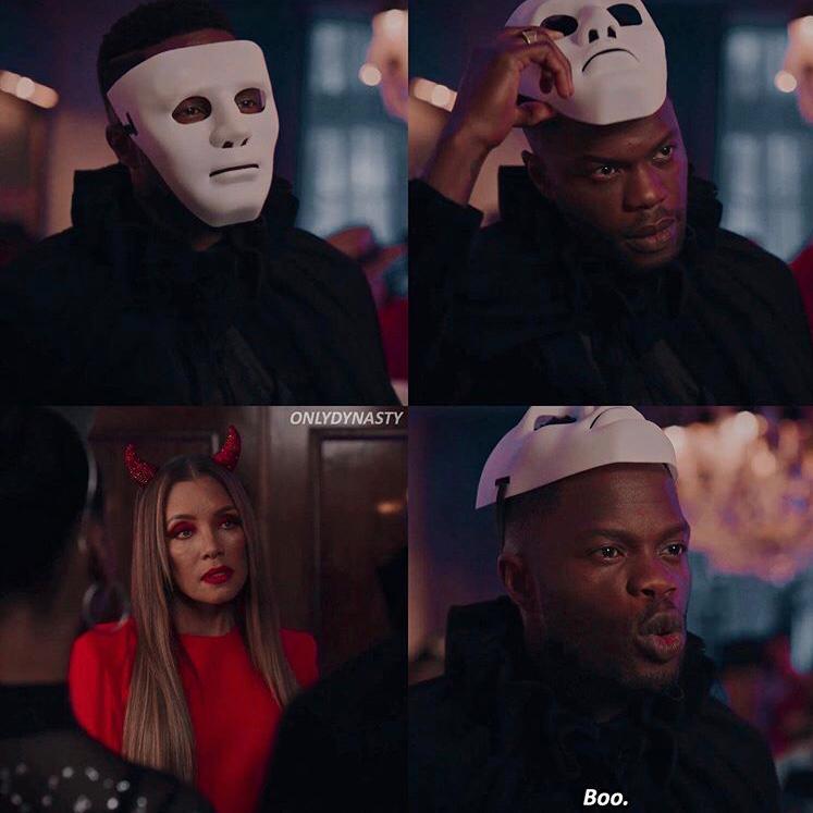 Dynasty: Jeff e Dominique