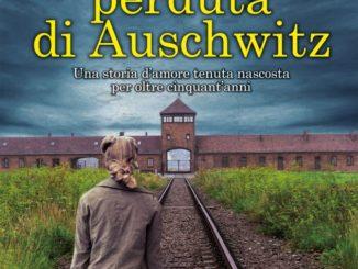 La copertina de La lettera perduta di Auschwitz