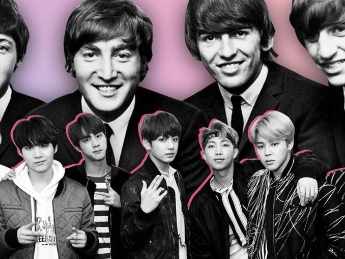 I BTS sono paragonabili ai Beatles?