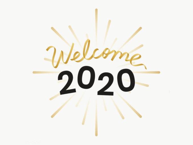2020: nuovo anno, nuova me!