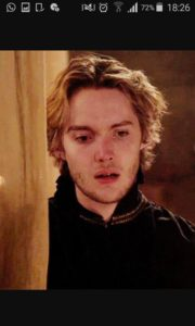 Toby Regbo Francis Bash Francis sta male (Toby Regbo)