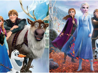 Frozen e Frozen 2