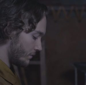"Toby Regbo Francis Bash ""The Last Kingdom"" - Aethelred (Toby Regbo)"