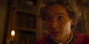 "Toby Regbo I MEDICI 3 ""I Medici 3"" – Ep. 2 – Dialogo tra Lorenzo de Medici e Peruzzi (Tommaso conferma la sua contrarietà)"