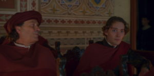 """Toby Regbo I MEDICI 3 """"I Medici 3"""" – Ep. 2 (Peruzzi e la messa ai voti della politica di Lorenzo de Medici)"""