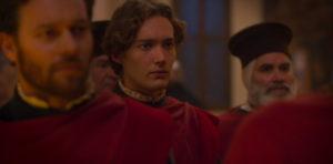 """Toby Regbo I MEDICI 3 """"I Medici 3"""" – Ep. 2 – Decisione Politica dei Priori (Accettare la soluzione di Lorenzo)"""