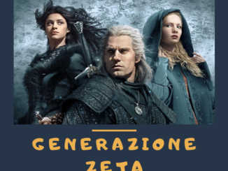 The Witcher Generazione Zeta