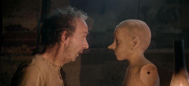 Pinocchio - il film: Geppetto e Pinocchio