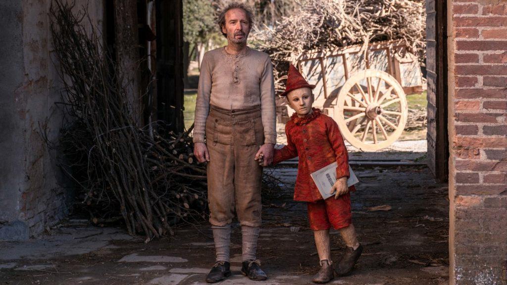 Pinocchio - il film: Pinocchio e Geppetto
