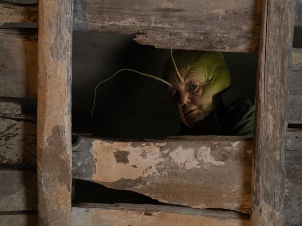 Pinocchio - il film: il Grillo Parlante